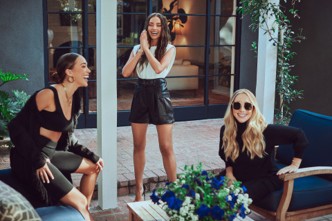 Discover must-have fall fashion with Culpos X INC, available now exclusively online at macys.com and in select Macy's stores, $49.50 - $119.50 (Photo: Business Wire)