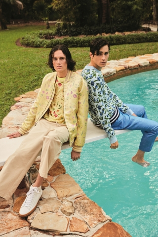 This spring, wear what you love anywhere with the best brands across fashion, home, beauty and accessories at Macy's; I.N.C. International Concepts Clothing, $34.50 - $129.50 (Photo: Business Wire)