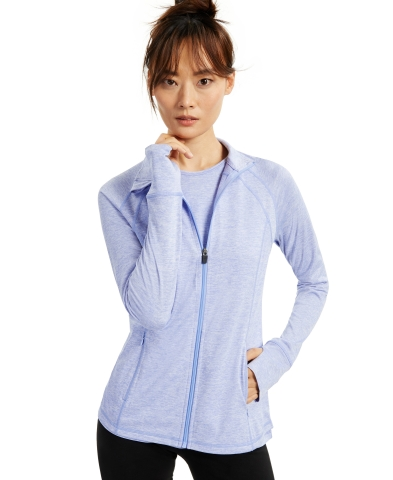Find the perfect gift for Mom at Macy's; Ideology Performance Zip Up, $24.50 (Photo: Business Wire)