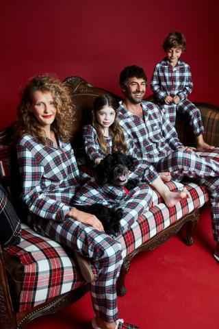 Macy's is the destination for top gifts at every price for everyone on the list; Family Pajamas, $7.99 - $39.99 (Photo: Business Wire)