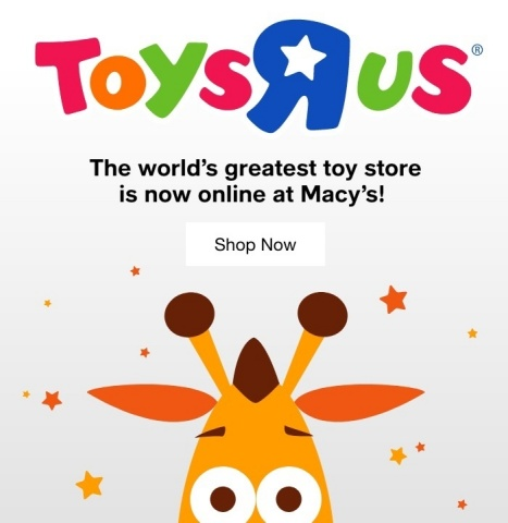 Macy's and WHP Global partner to bring universally beloved Toys