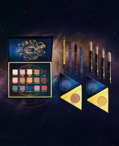 Macy's helps shoppers get ready for the holidays with new brands and services; Urban Decay Marvel Studios' Eternals Collection, $22.00 - $65.00 (Photo: Business Wire)