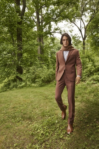 Discover your trademark style with Macy's Fall Fashion; Alfani, $60.00- $360.00 (Photo: Business Wire)