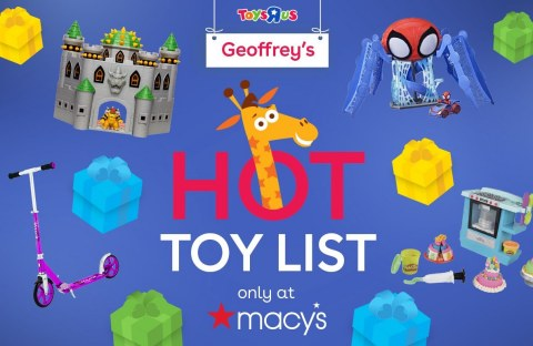 Shop the hottest toys of the season at Macy's (Graphic: Macy's)